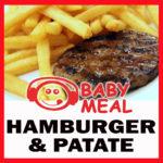BABY MEAL HAMBURGER