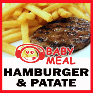 BABY MEAL HAMBURGER