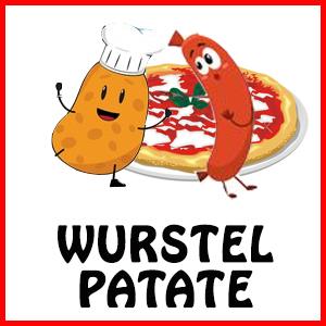 WURSTEL & PATATE